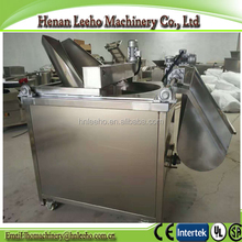 automatic batch frying machine fryer bucket for chips fries chicken