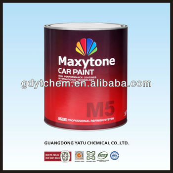 MAXYTONE 1K Basecoat Automotive Paint