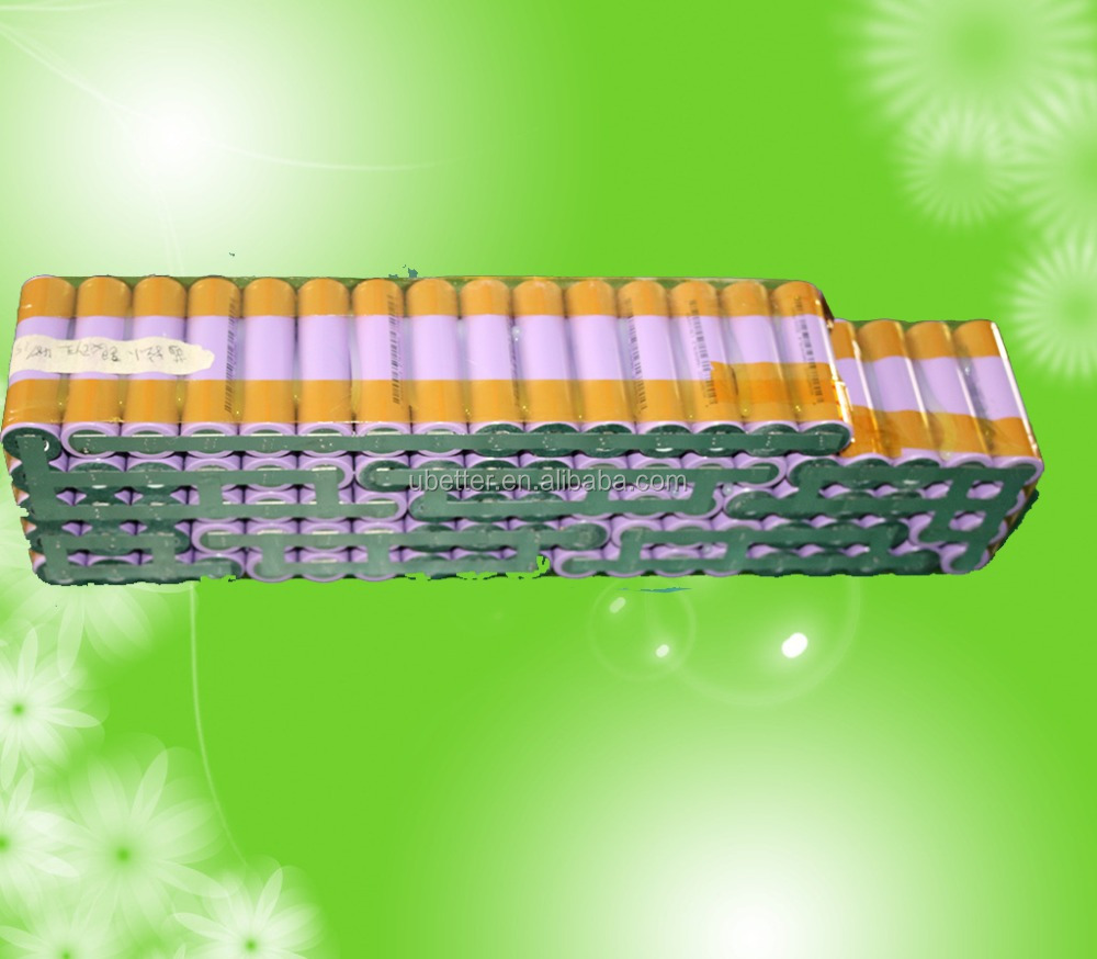 18650 Rechargeable lithium ion battery pack 12V 166.4Ah for E-vehicle battery