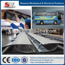 Golden dragon yutong higher volvo kinglong bus parts bus interior accessory universal luggage rack