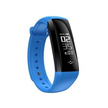 Popular sport activity tracker smart band heart rate smart bracelet blood pressure monitor watch