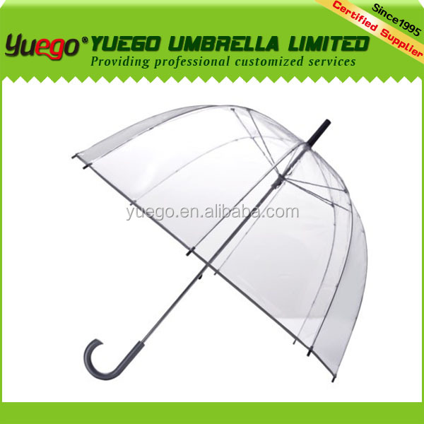 Transparent Clear Arch Apollo Umbrella Parasol For Wedding Party