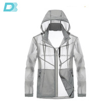 Full Zipper Running Athletic Polyester Sample Winter Jacket Tactical
