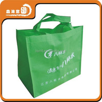 recyclable factory custom promotional non woven bag