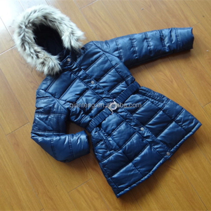 Top Brands Boutique Girl Winter Jacket Clothing