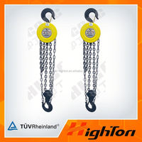 Hsz Hand Chain Block Pulley