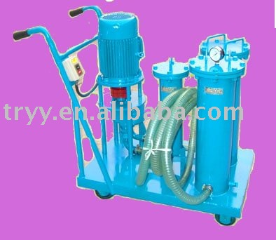 JL-80 series transformer waste Oil Filter Machine