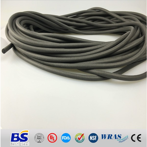 Extrusion Sponge Epdm Rubber Door Seals With Self Adhesive Tape
