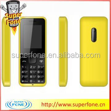 1.8 inch Quad Band Chinese Dual Sim Card Mini Mobile Phone (201)