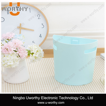 Desktop Wall-Mounted Bathroom Dustbin Container