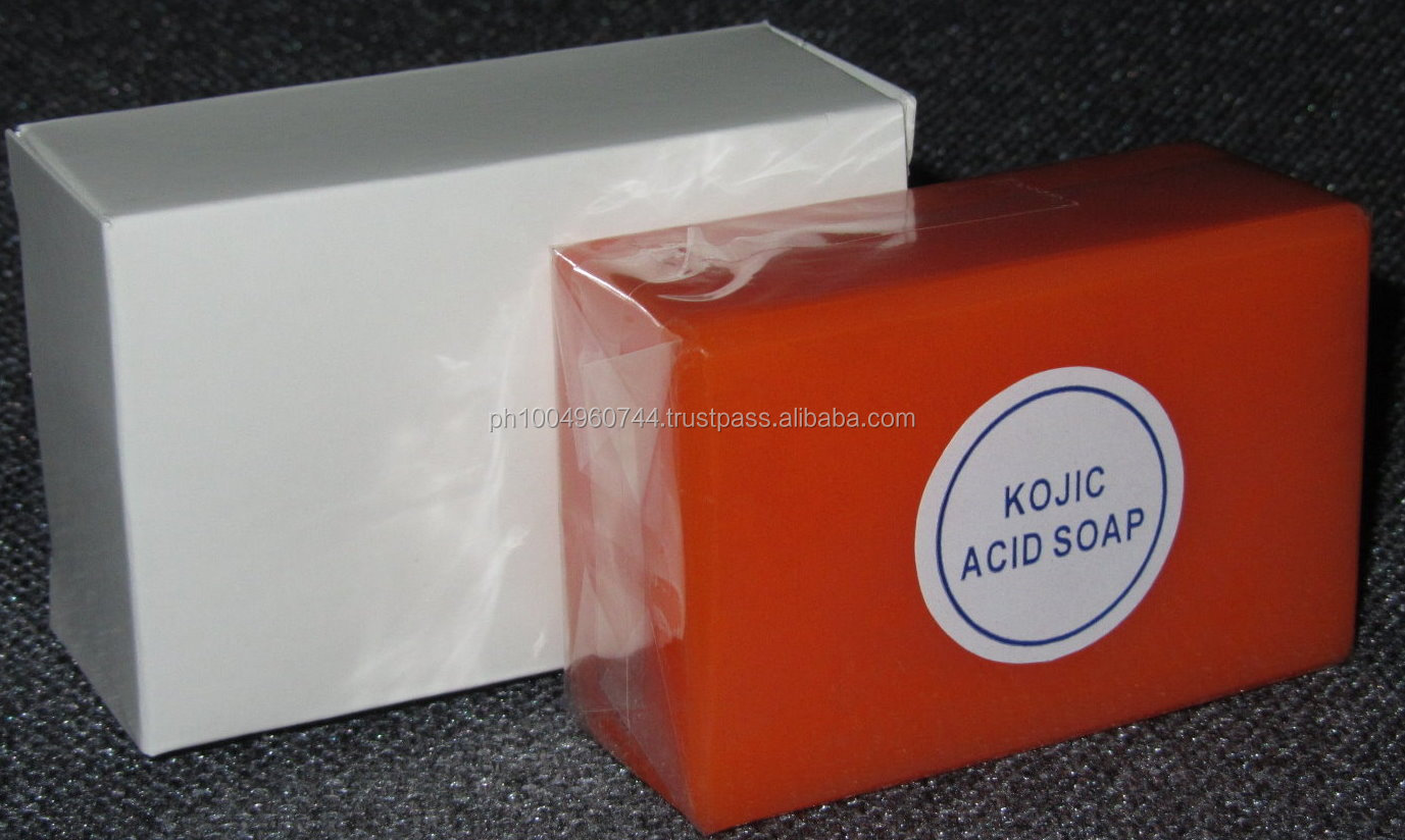 50 KOJIC ACID WHITENING Lightening SOAP BIG SIZE 150g ea