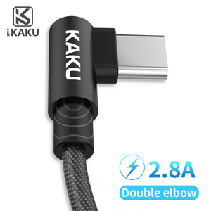 KAKU high quality data sync cable micro usb charger android cable For Samsung galaxy S6 S7 note8