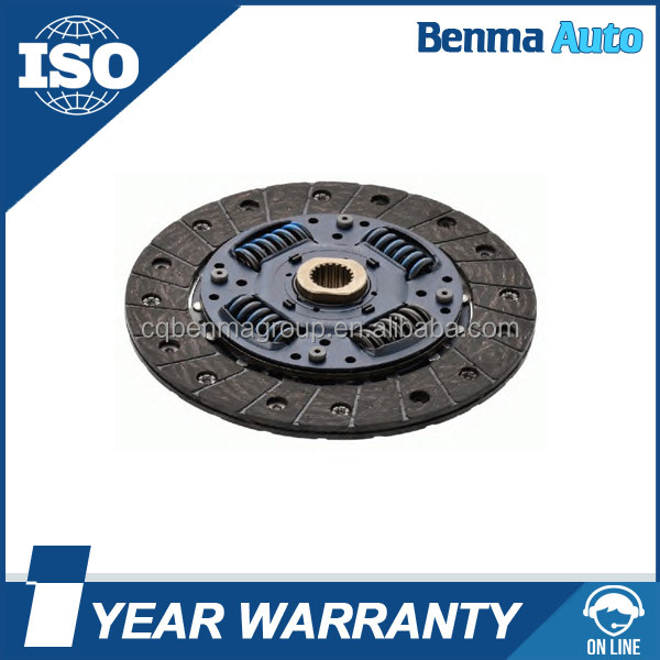Korea car clutch disc 41100-26021 clutch plate for Hyundai