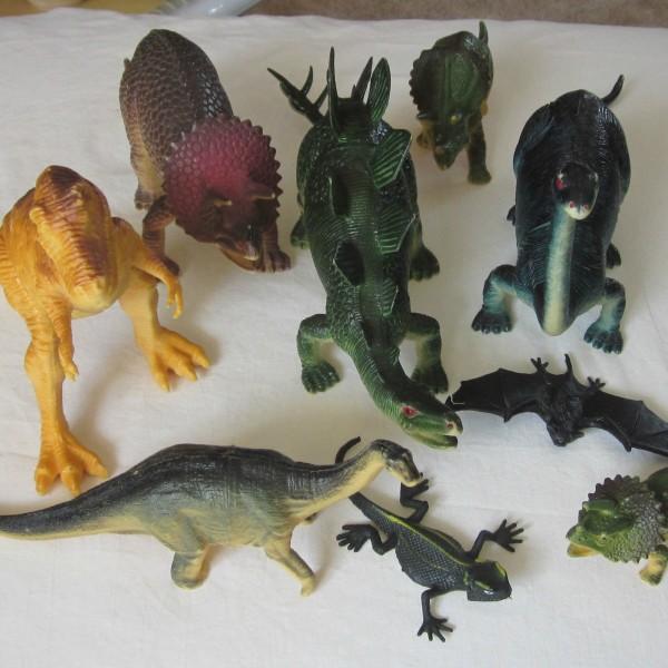 Dinosaurs Toys Collection : Sc alicdn on reddit