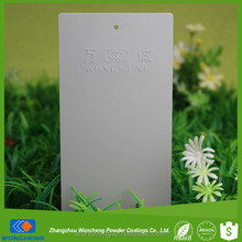 Grey Color Sandy Effect Powder Coating For Metal