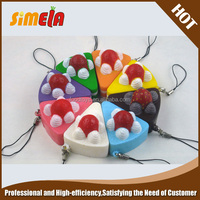 Simela Plastic Fake Food Business Souvenir promotional products