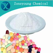 Active pharmaceutical ingredient Pregelatinized starch