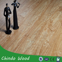 high density hdf laminated flooring