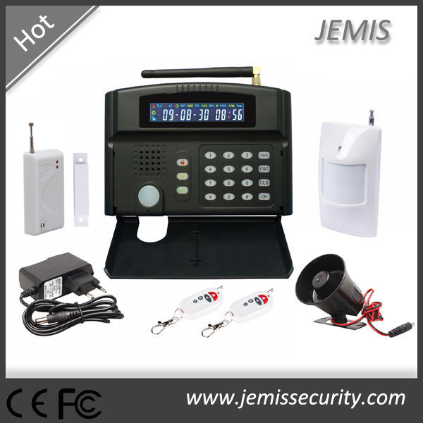 Android/iPhone App Smart Security GSM burglar wireless home alarm system Big Kits G50B