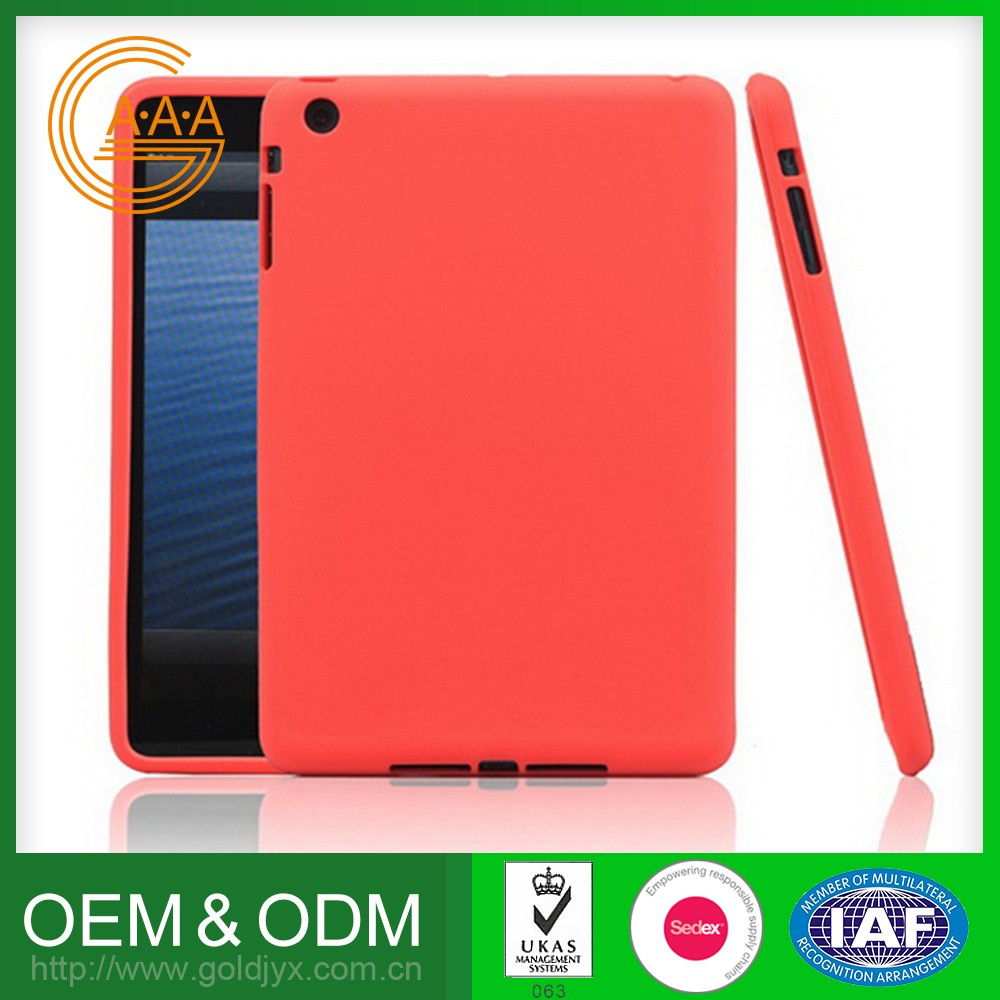 Top Sales Reasonable Price Customized Oem Harmless Special Design Silicone Case For 8 Inch Tablet Pc