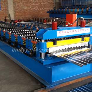 2016 Hot Sale used for mobile house,rockwool sandwich panel roll forming machine