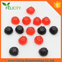 Halal certified low price gummy soft candy for bulk