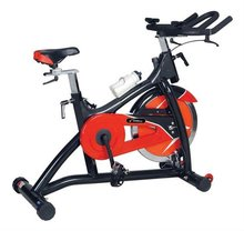 spin bike station bike fitness equipment for body fit