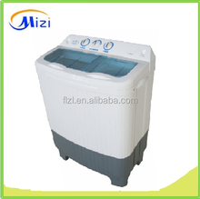 High quality home appliances portable washing machine, double tub washing machine