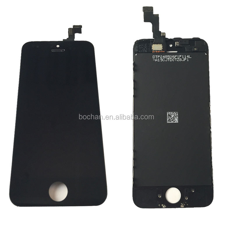 High Quality Replacement For iphone 5S LCD And Digitizer Assembly,LCD Screen For iphone5s