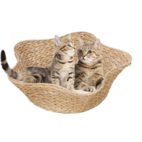 best sell cat bed cave ,indoor fabric cat house