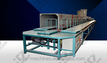 PU Small Production Line