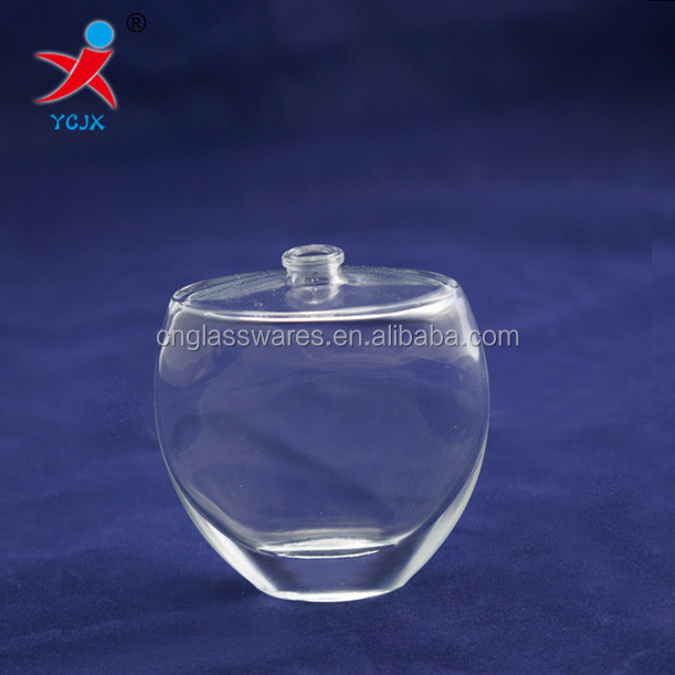 high quality famous brand perfume empty glass bottle