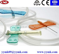 hospital disposable products Butterfly Infusion Needles