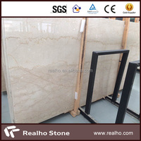 beige botticino classico marble dining table