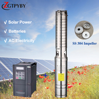 solar power water meters Reorder Rate Up to 90% high speed well pump