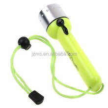 led flashlights for diving and waterproof torch