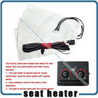 High Quality Seat Heater Switch/Infrared Heating System for Toyota Land cruiser