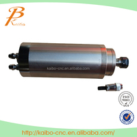 spindle motor water cooling 3kw/brushless spindle motors/electric router motor