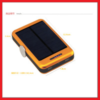 2015 cheap power bank solar cell for iphone ipad samsung