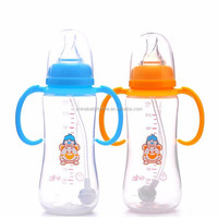 Hot selling bpa free adult baby feeding bottle 120ml for mumlove milk powder dispenser