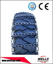 tuv/gs alloy truck snow chains
