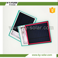 outdoor using waterproof solar bank cell phone for Phone Charger