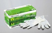 Doctor Disposable Latex Gloves Hospital Nurse Use Gloves