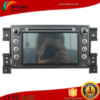 Wecaro HD 1024*600 Android Car Stereo For Suzuki Grand Vitara 2006-2015 Car Dvd Player