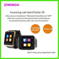 China supplier Hot new products for 2015 mobile phone smart watch for samsung galaxy S6