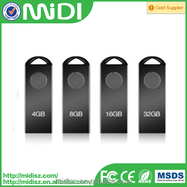 Hottest metal usb flash drive customized your logo OEM usb flash pen drive