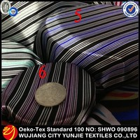 Newly 100% polyester satin label fabric