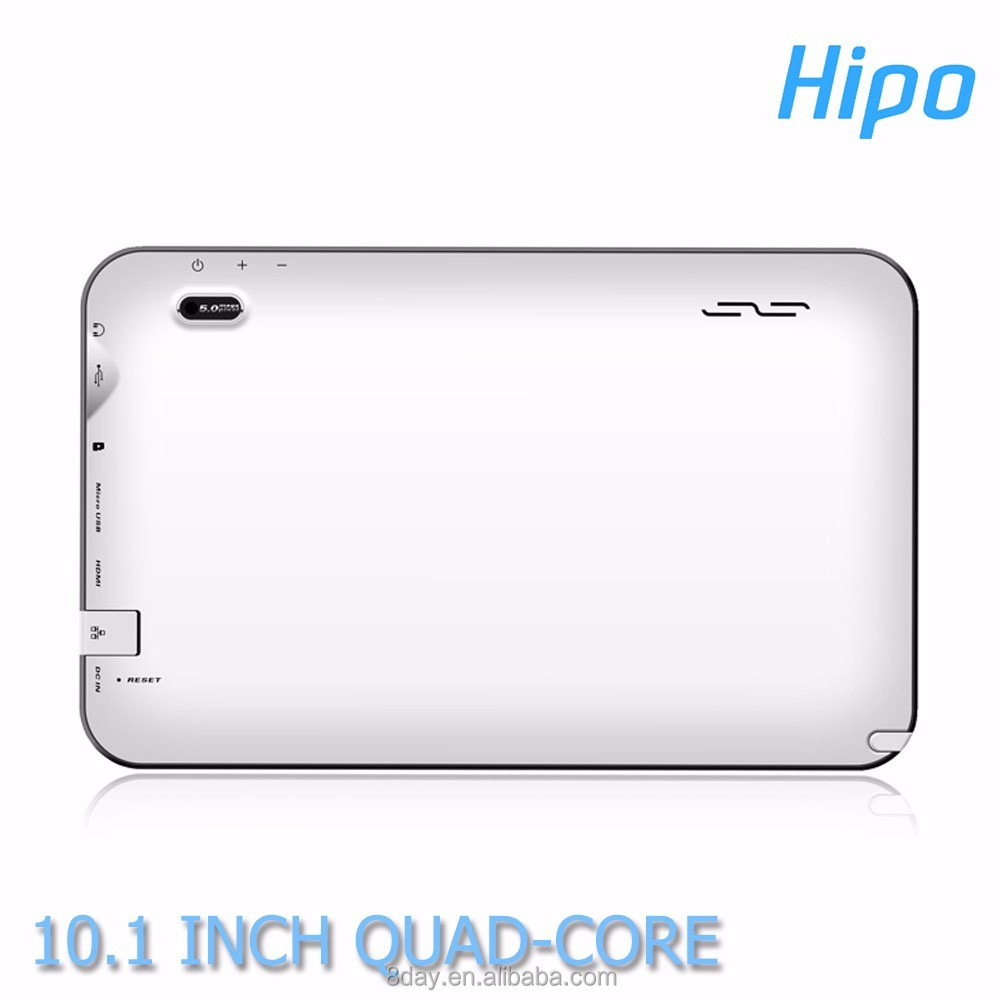 Hipo 10.1 Inch Industrial Nfc Tablet Android With Vesa Mounting