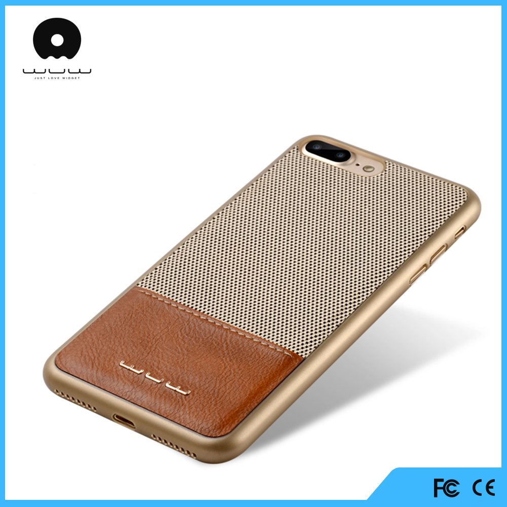 Hot selling real leather case for iphone 7, Wholesale genuine leather case for iphone 7, nlckhg back cover