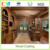 Best chemical water based  furniture decoration painting UV resistant wood paint decoration coating